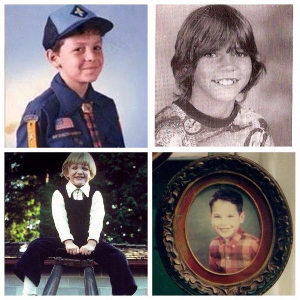 Chester Bennington, Eddie Vedder, Layne Staley, Chris Cornell