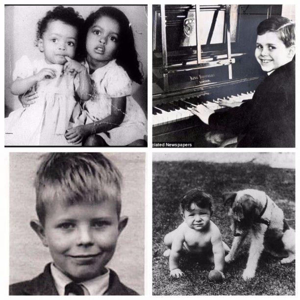 Diana Ross, Elton John, David Bowie, Leonard Cohen