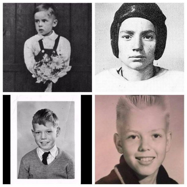 Davy Jones, Willie Nelson, Mick Jager, Gregg Allman