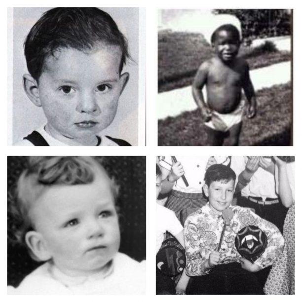 Dave Gahan, Berry White, Bono, Bob Dylan
