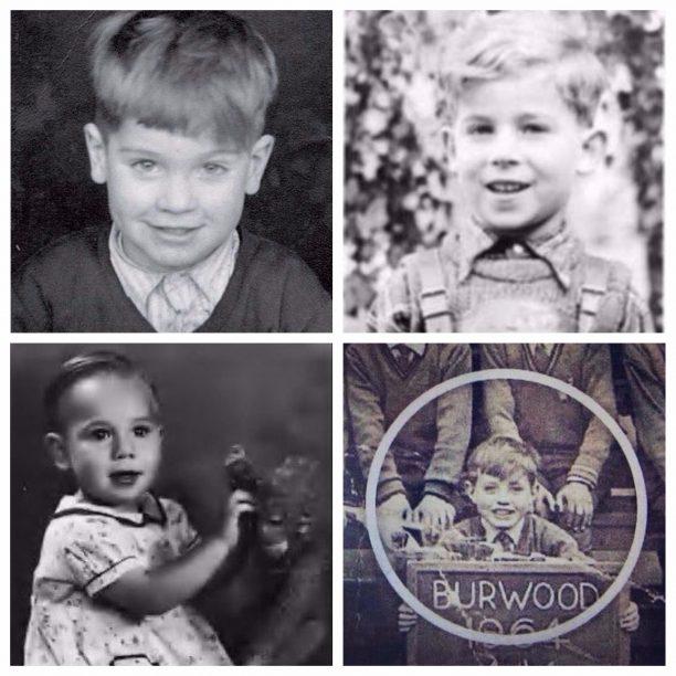 Ozzy Osbourne, Klaus Meine, Keith Moon, Angus Young