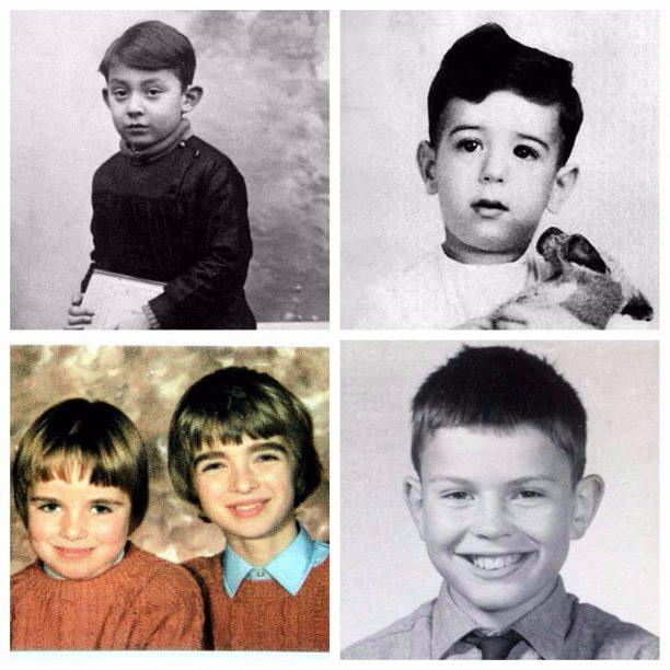 Serge Gainsbourg, Frank Zappa, Liam&Noel Gallagher, Billy Idol