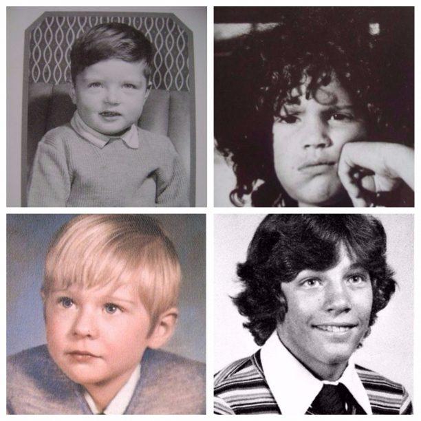 Ian Curtis, Slash, Kurt Cobain, Bon Jovi