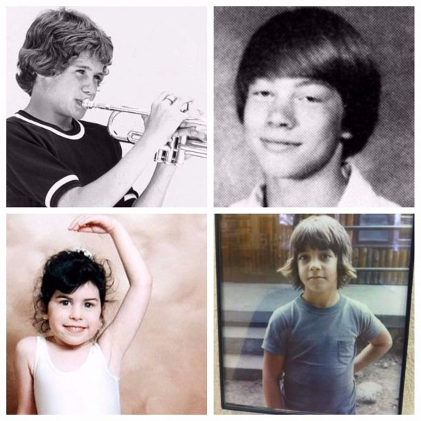 Flea, Axl Rose, Amy Winehouse, Antony Kiedis