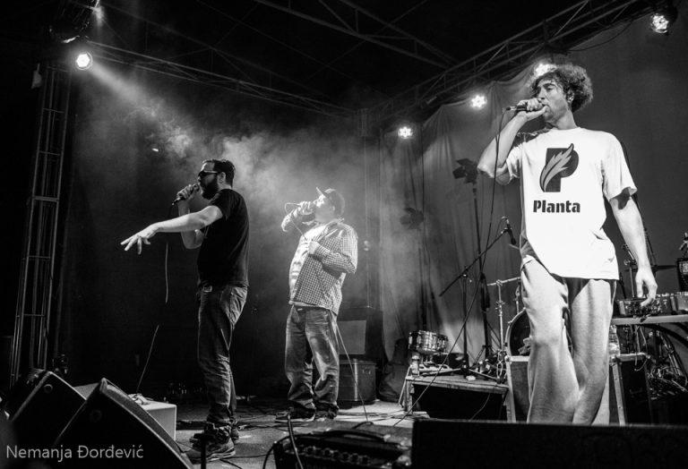 Bad Copy u Sarajevu: Dvosatno hip-hop ludilo