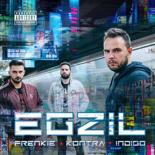 """Frenkie, Kontra i Indigo su objavili ime projekta """"Egzil"""""""