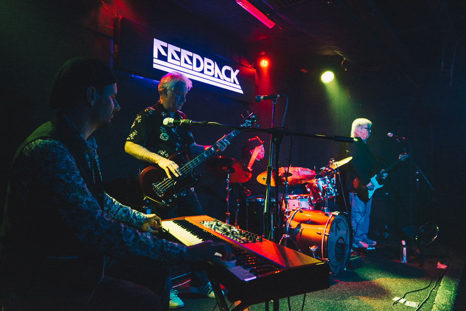 Norman Beaker Band Niš Feedback