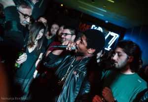 Algiers Dom omladine Beograd