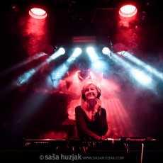 Mary Anne Hobbs MENT festival Ljubljana