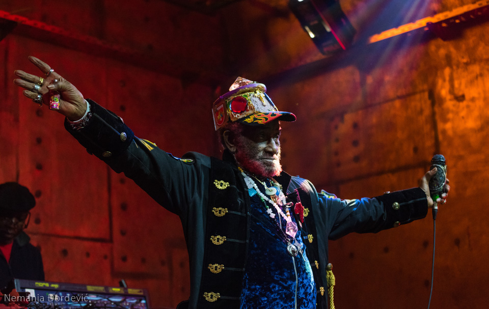 Hornsman Coyote Lee Scratch Perry & Mad Professor Beograd