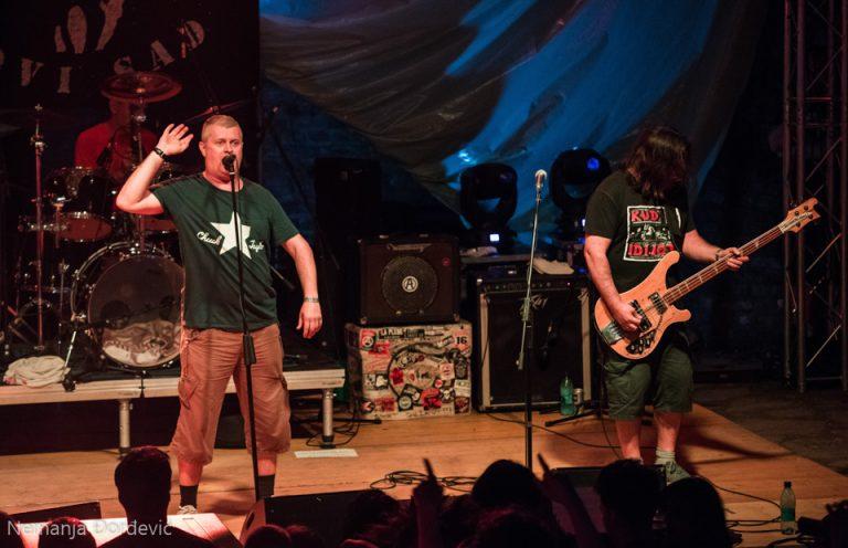 Dvostruki koncert benda Atheist Rap u Nišu