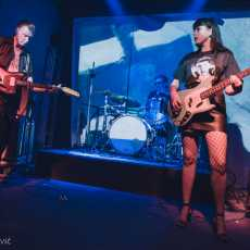 Messer Chups BAD MUSIC Boogaloo KC Grad Beograd