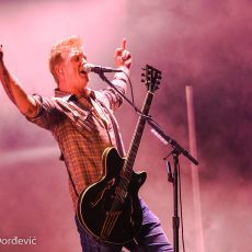 Queens of the Stone Age INmusic festival Zagreb