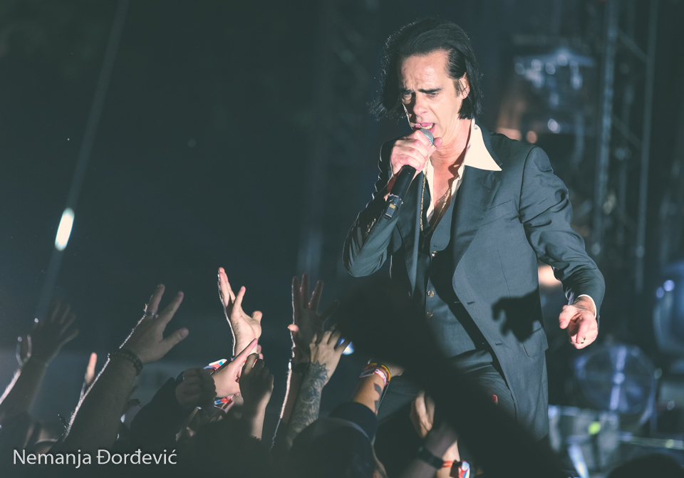 Nick Cave & The Bad Seeds INmusic festival Zagreb