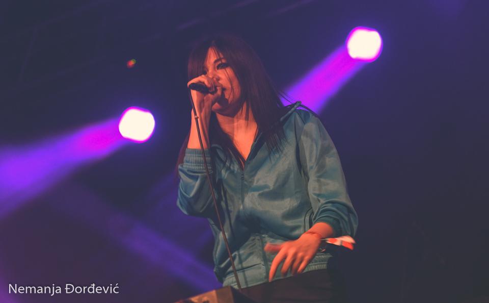 Sana Garić INmusic festival Zagreb