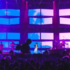 LP EXIT festival Novi Sad