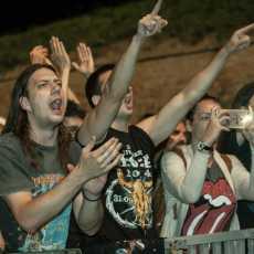 Grave Digger Exit festival Novi Sad
