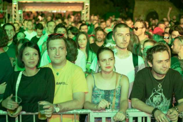 Nikola Vranjković EXIT festival Novi Sad