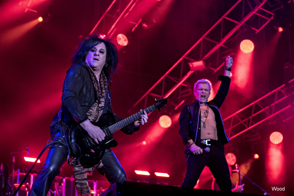 Billy Idol Steve Stevens Gitarijada