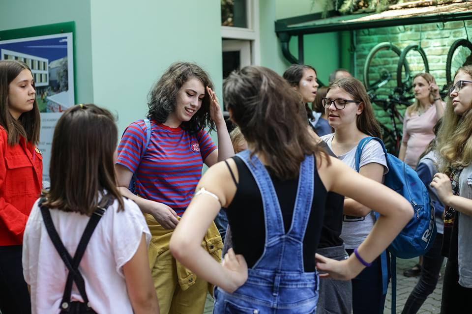 Rok kamp za Devojčice Sremski Karlovci