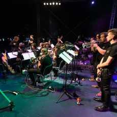 Big band Grosuplje Nišville Niš
