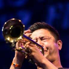 Li Ciaochuan Quintet Nišville Niš