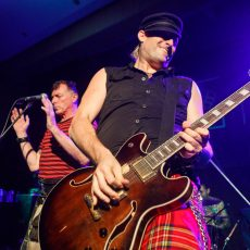 The Real McKenzies, Božidarac, Beograd