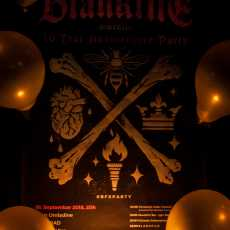 Blankfile BFX Party Dom omladine Beograd