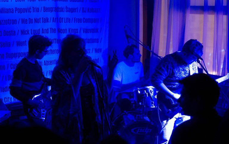 Rock n roll scena postoji, živa je – Johnny B, Danga, Paper Animals u Jazz Bar Centru