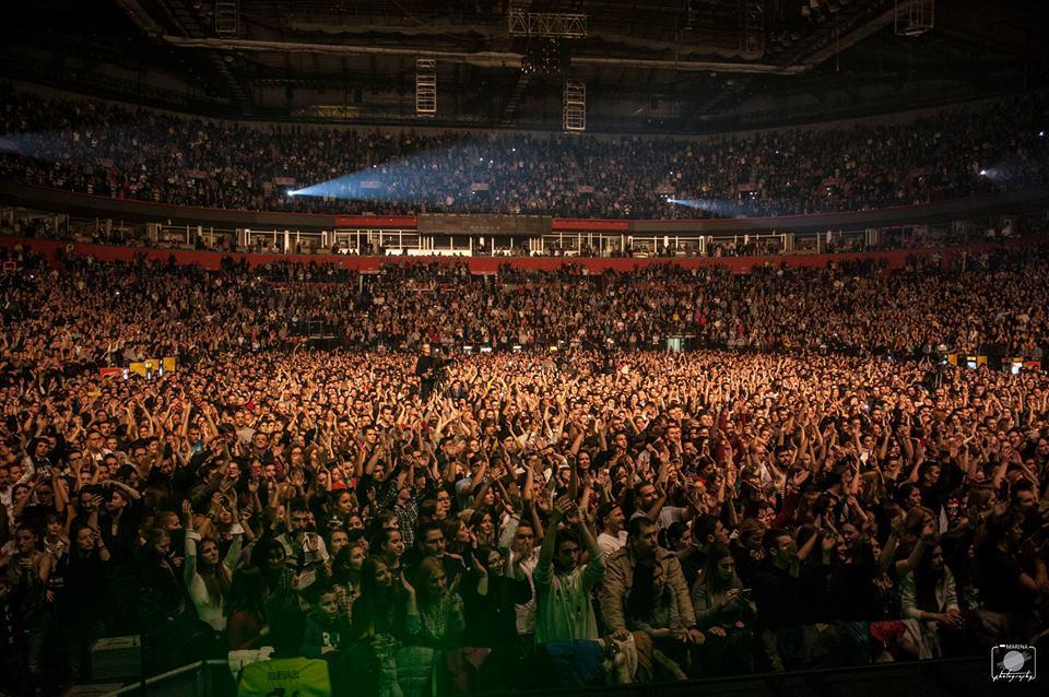 Bajaga i Instruktori Štark Arena Beograd