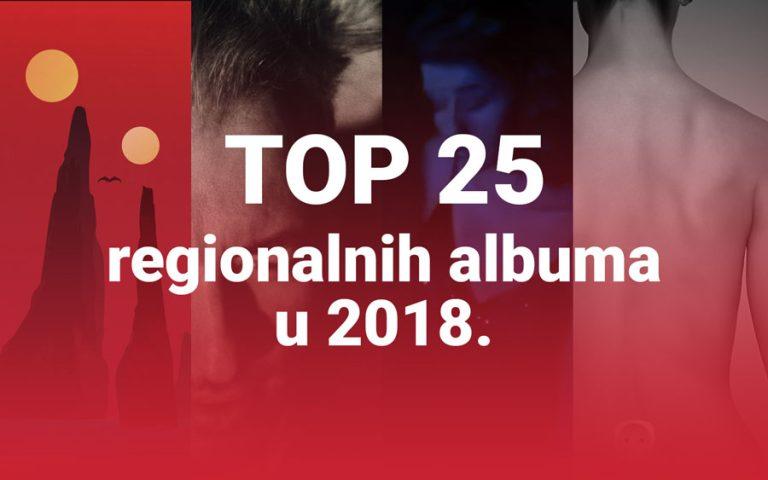 Balkanrock odabrao najbolje u 2018: Top 25 regionalnih albuma