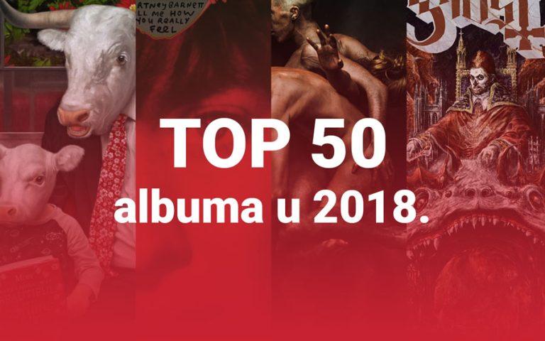 Balkanrock odabrao najbolje u 2018: Top 50 albuma