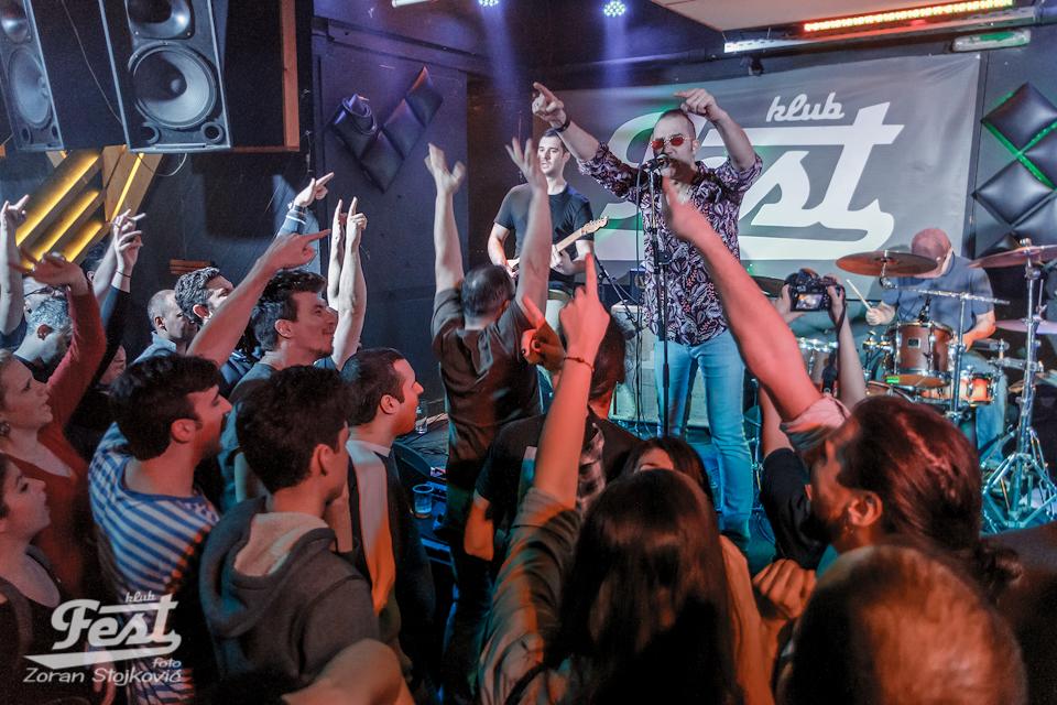 Deca Loših Muzičara Klub Fest Beograd