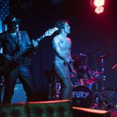 Fury Revolution Revival Tour
