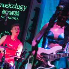Nik West Bitef Musicology Barcaffe Sessions Beograd