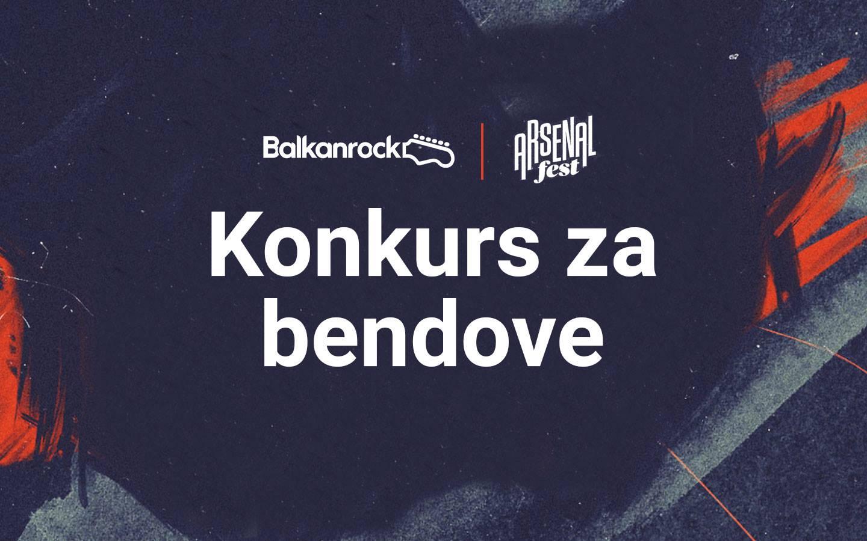 Konkurs za bendove