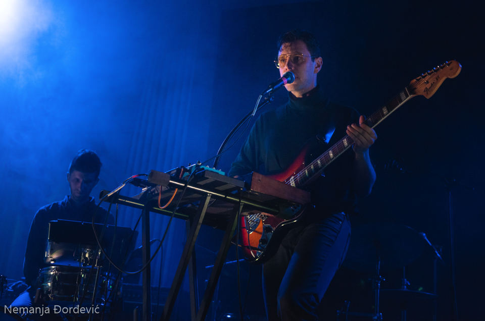 SUUNS Scattered Clouds SKC Beograd