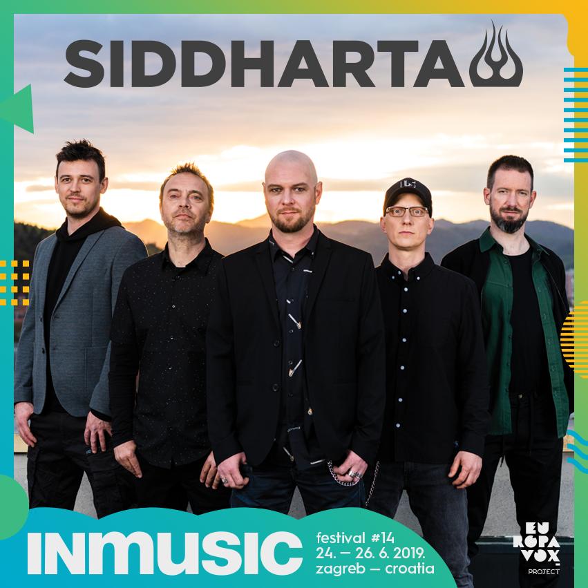 Siddharta INmusic