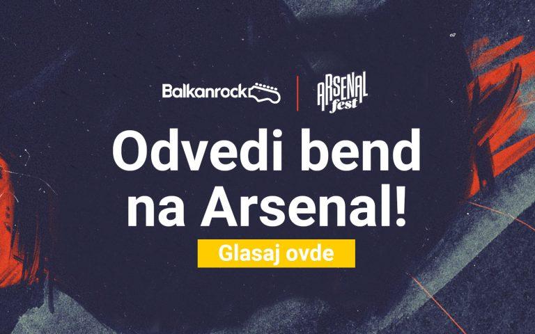 Pomozite svom favoritu da zasvira na Arsenal Festu!