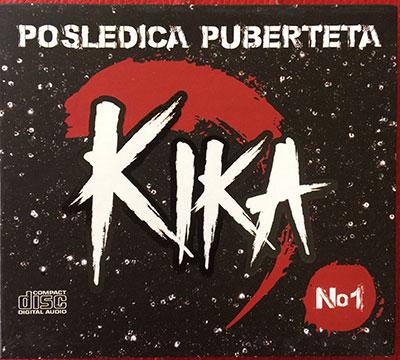Kika -  Posledica puberteta