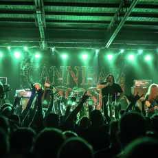 Cannibal Corpse Novosadski sajam Novi Sad