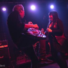 Lydia Lunch Big Sexy Noise Dom omladine Beograd