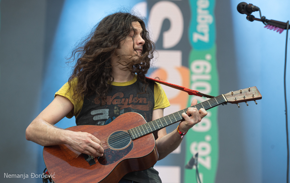Kurt Vile & The Violators Inmusic festival Jarun Zagreb