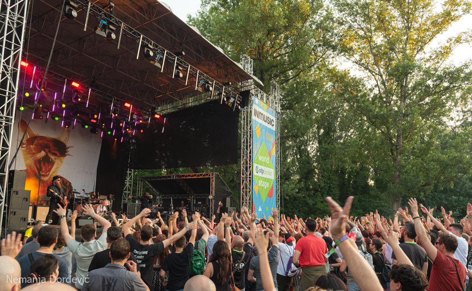 Skindred Inmusic festival Jarun Zagreb