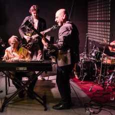 James Chance & Controtions Bad music Boogaloo Dom omladine Beograda