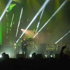 The Cure Inmusic festival Jarun Zagreb