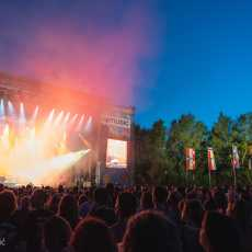 Garbage Inmusic festival Zagreb Jarun