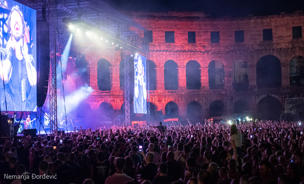 Foo Fighters Pula