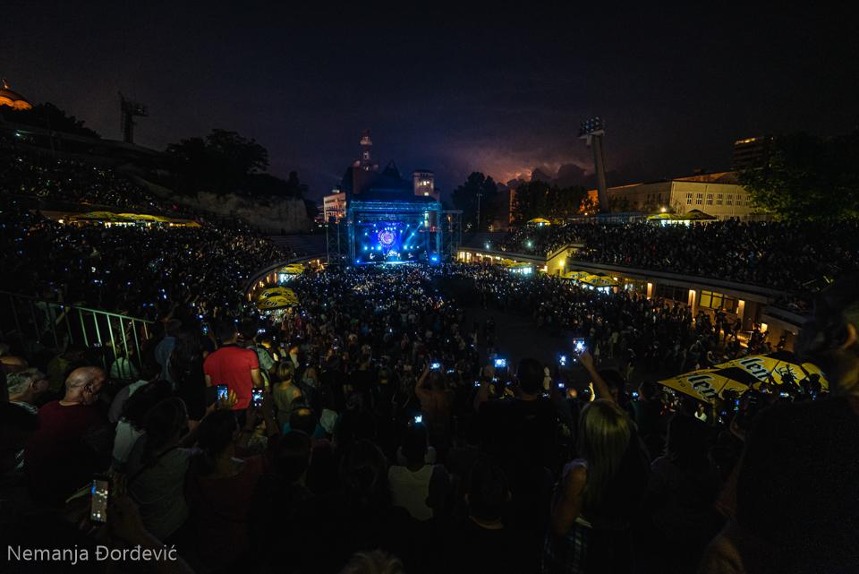 Whitesnake Tašmajdan Beograd