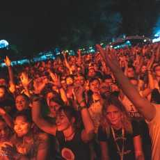 Thievery Corporation Inmusic festival Zagreb Jarun